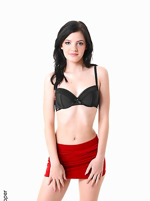 Anie Darling Office Assistant girl naked wallpapers